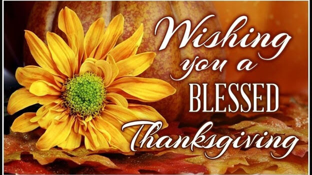 UJAA Weekly Message – Happy Thanksgiving!