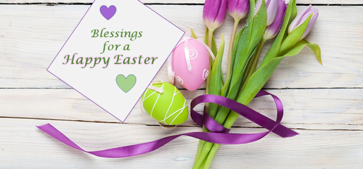 From UJAA: Easter Blessings